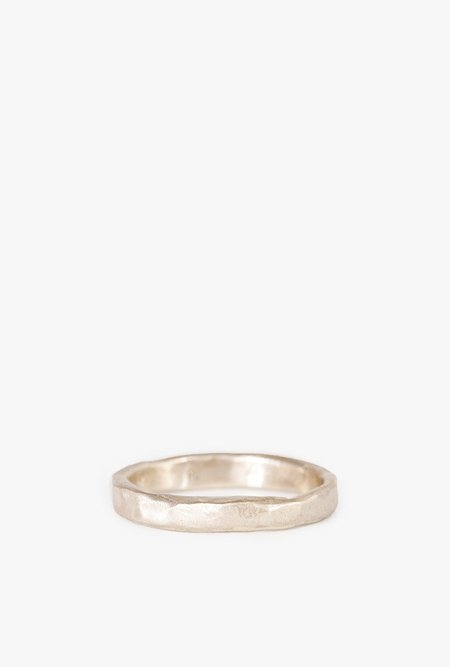 Blair Lauren Brown Thick Stacker Ring