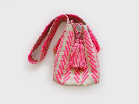 Summer Sannibel Mochila Beach Bucket Bag