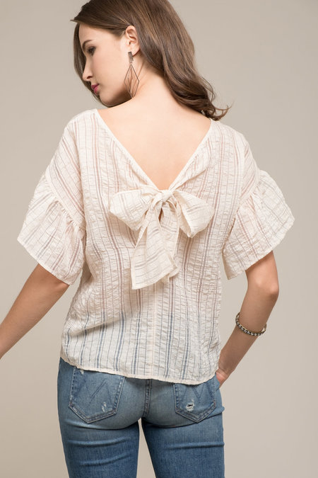 Free People Early Frost Top