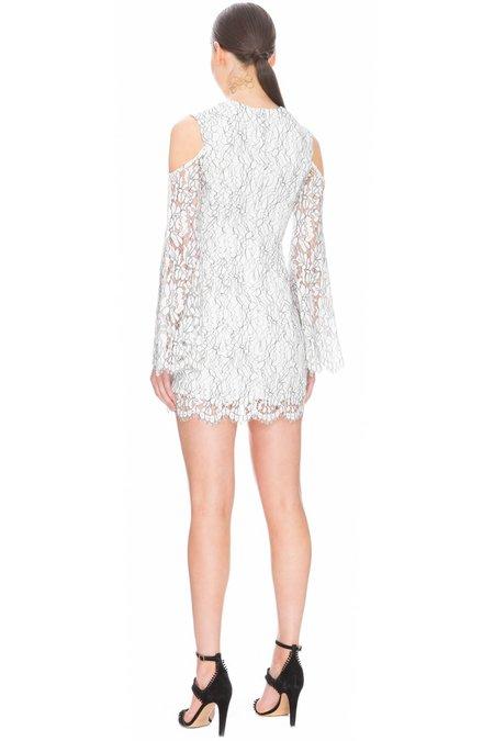 keepsake the label Porcelain Lace Dress - white