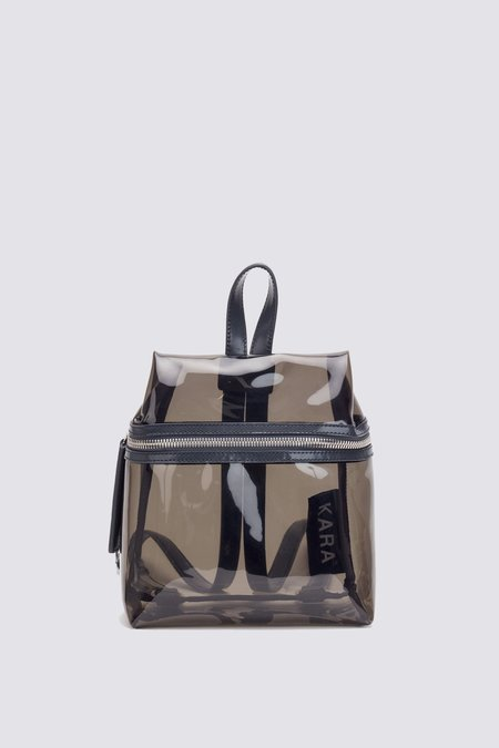 KARA Small Backpack - Smoke