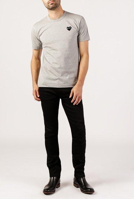 Comme des Garçons Play T-Shirt - Grey