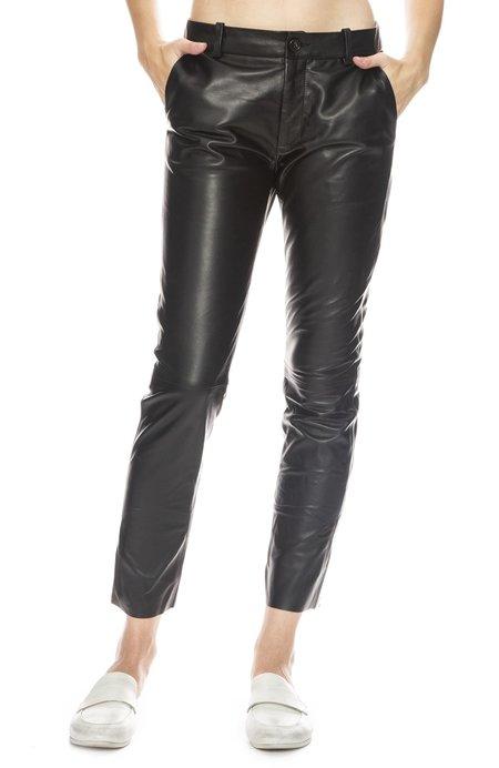 Nili Lotan East Hampton Leather Pant