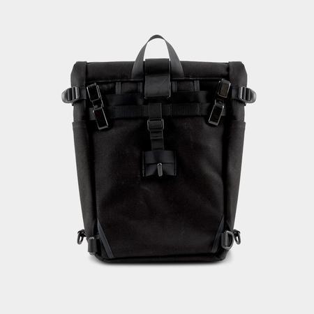Fairweather 2 Way Pannier Backpack - Black