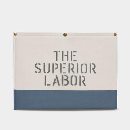 "Superior Labor Laptop Case 15"" - Blue Gray"