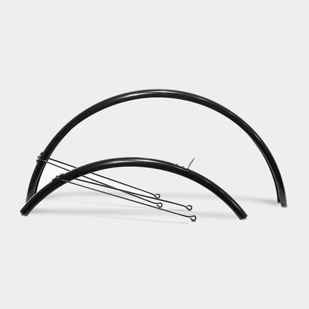 tokyobike Stainless Fender Set - Black
