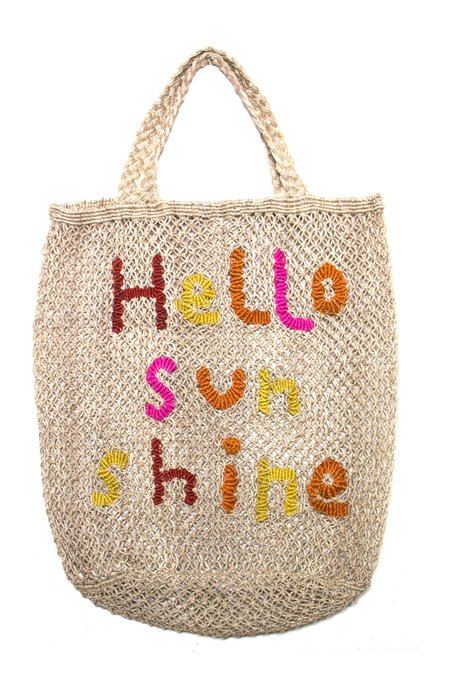"The Jacksons ""Hello Sunshine"" Tote - Multi"