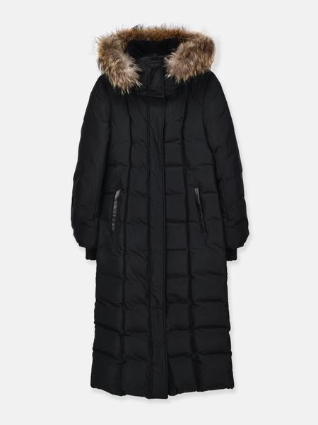 Mackage JADA COAT - BLACK