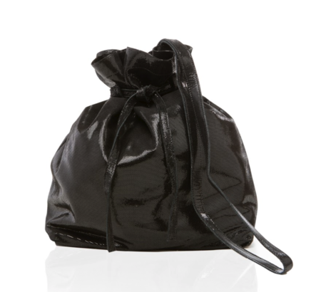 Marie Turnor The Poubelle bag - Black Rain