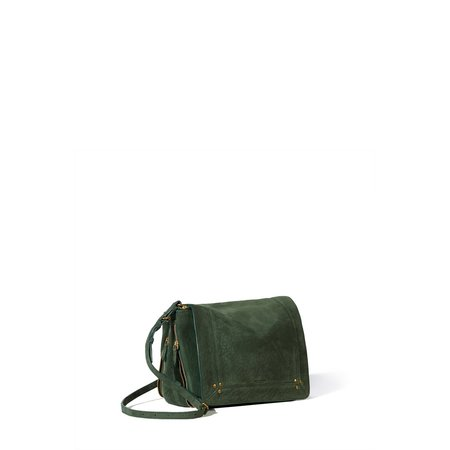 de62b239e ... Jerome Dreyfuss Igor Bubble Lamb Crossbody - Poncé Vert