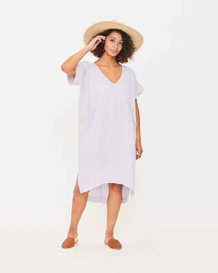 Esby Alice Tunic Dress - Lilac