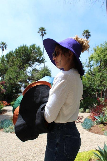 Beklina Topless Wide Hat
