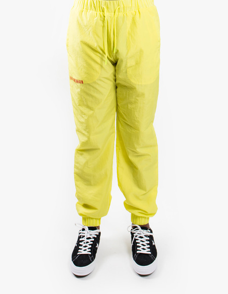 Han Kjøbenhavn Track Pants - Neon Yellow