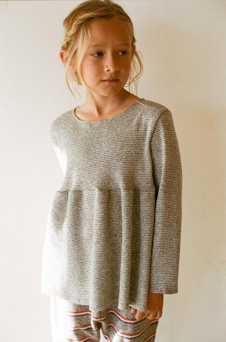 KIDS Boy+Girl Natalie Sweater - Pepper