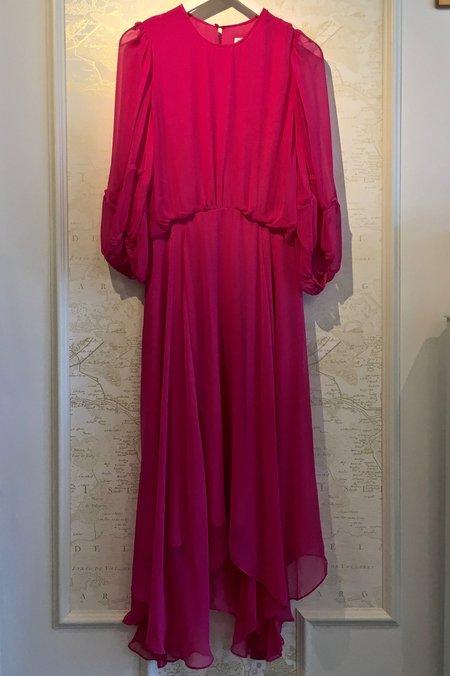 Camilla and Marc Dylan Midi Silk Dress