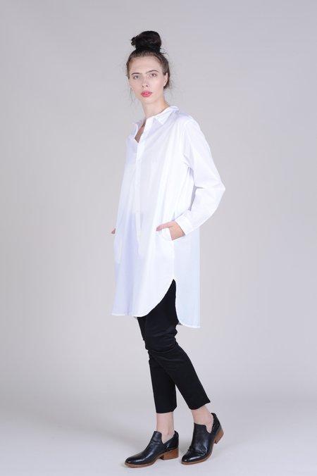 Labo.Art Camicia Tronca Blouse - White