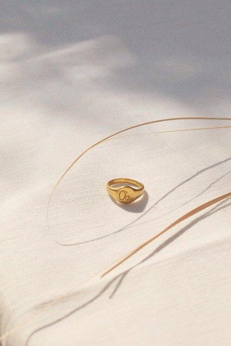 Somme Studio Souvenir Signet Ring