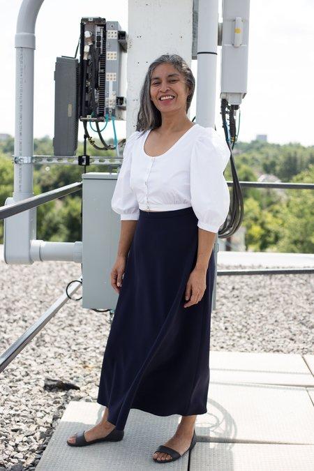 Betina Lou Florence Skirt - Navy