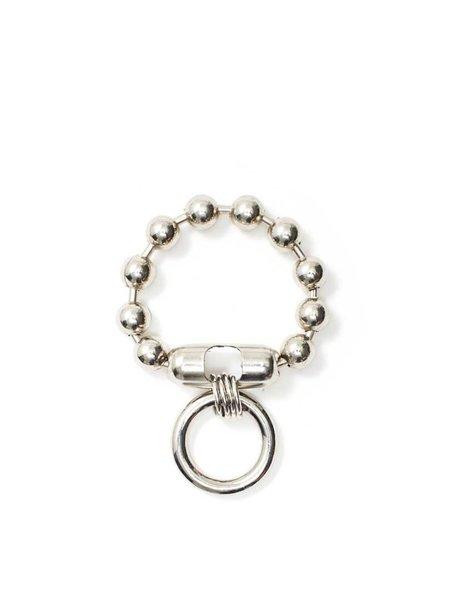 We Who Prey Meridian Ball Chain Bracelet - SILVER
