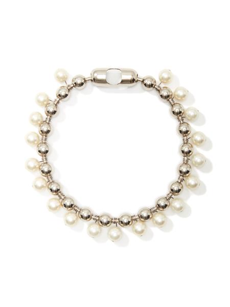 We Who Prey Pearl Aura Necklace