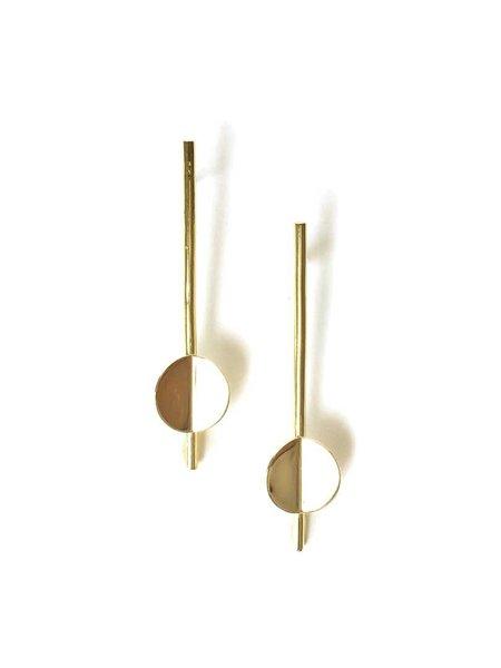 We Who Prey Petit Pendulum Earrings