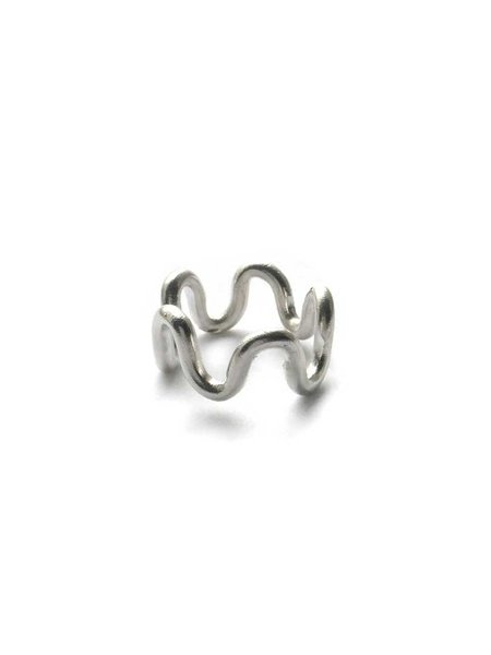 We Who Prey Wavy Vibes Thick Ring