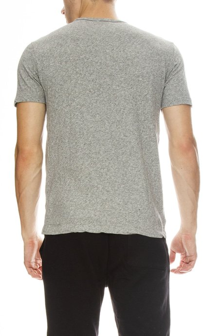 Hiro Clark The End Tee - Gray
