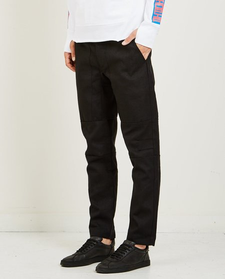 Abasi Rosborough FLIGHT PANT - BLACK