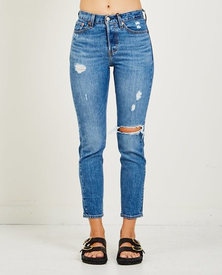 Levi's WEDGIE ICON JEANS - HIGHER LOVE