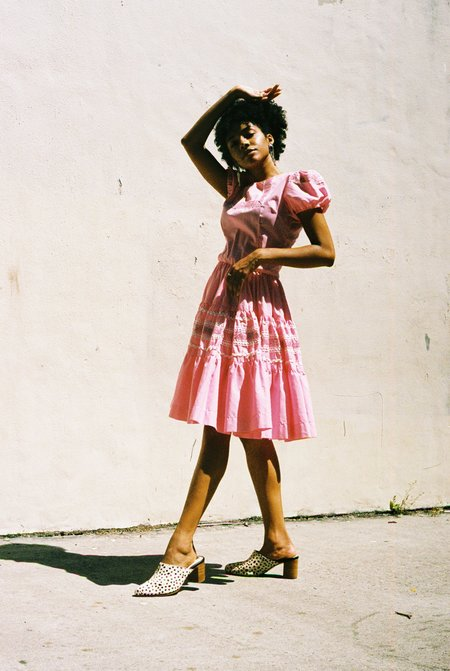 Sincerely, Tommy Western Dress - Pink