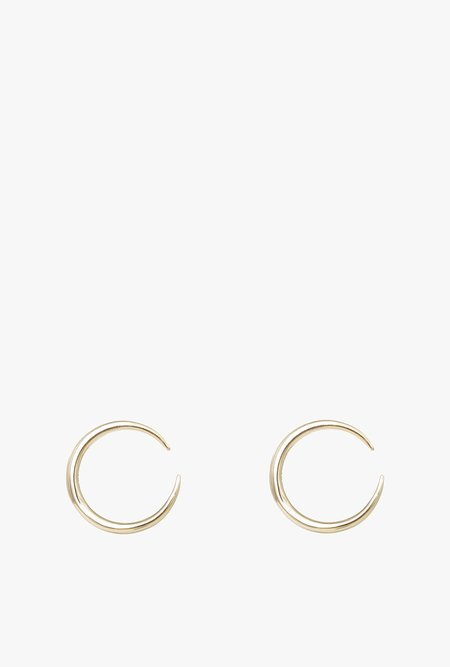 Gabriela Artigas Eternal Earrings - 14k Gold