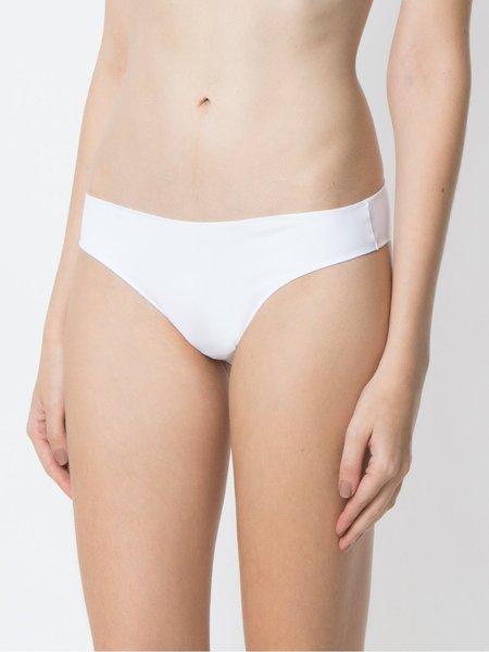 Uma Raquel Davidowicz Arles Underwear - White
