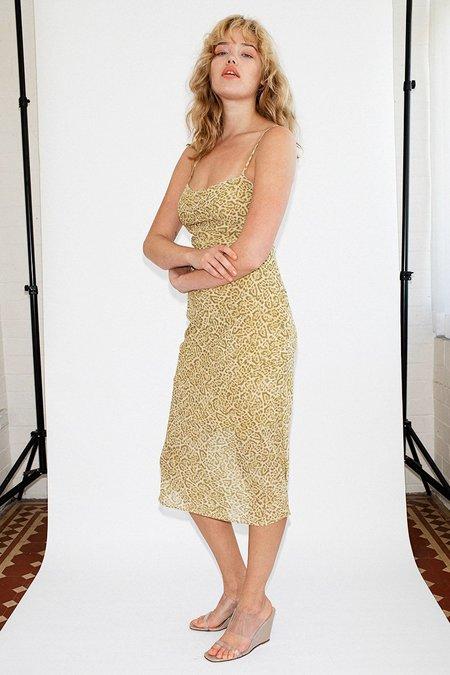 Third Form Rumba Slip Dress - Safari (Pre-Order)