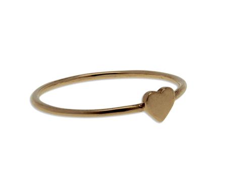 Catbird Heart RING - Gold
