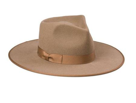 Lack of Color Teak Rancher Hat - Light Brown