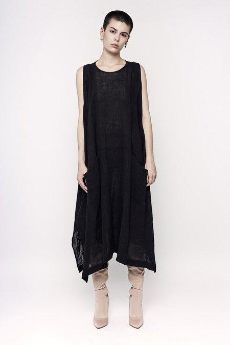Jason Lingard Mina Dress - Black