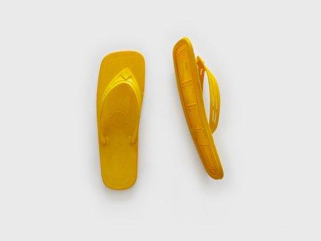 Sensi Osaka Flip Flop - Yellow