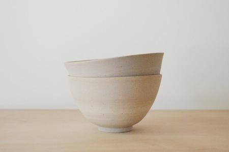 Set of 2 - Nedda Atassi Stoneware Bowls