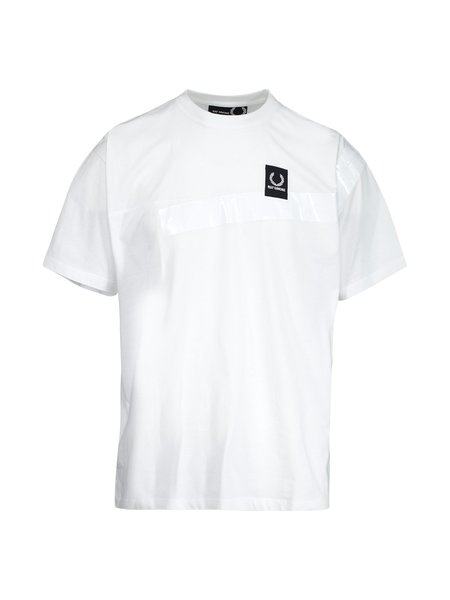 Raf Simons X Fred Perry Tape Detail T-Shirt - White