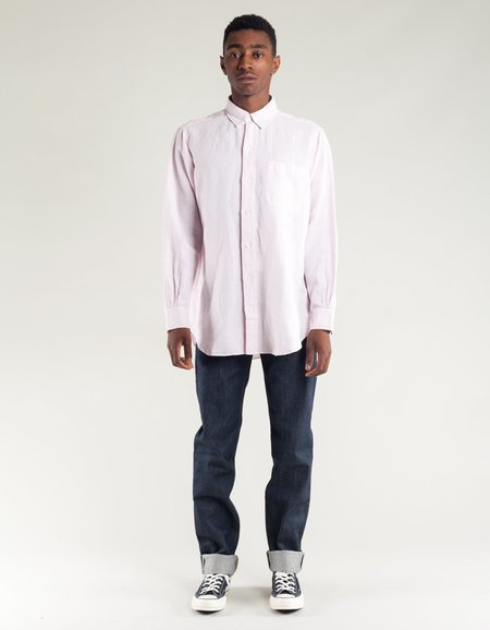 Stan Ray Brooklyn Shirt - Pink Rose
