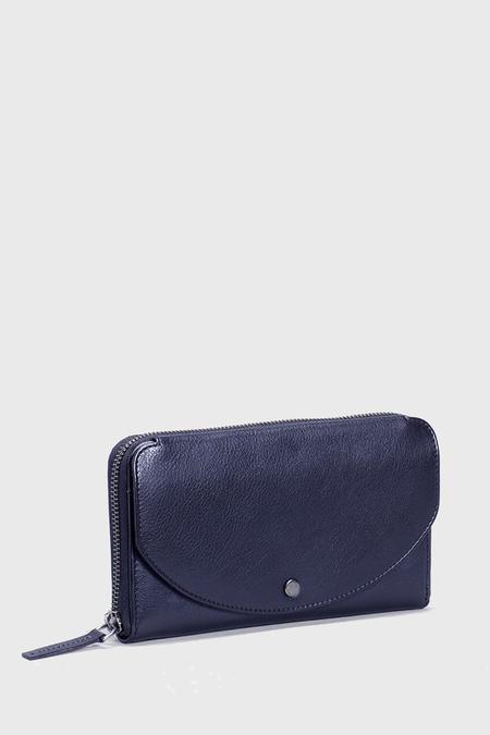 Elk Forde Wallet - BLUE