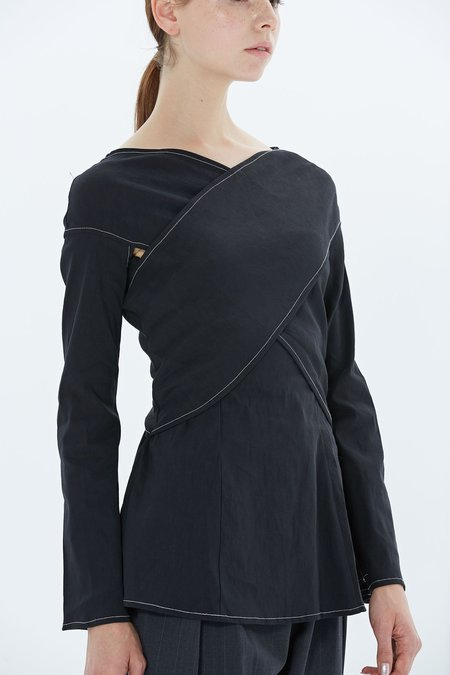 Beaufille Prima Blouse - Black