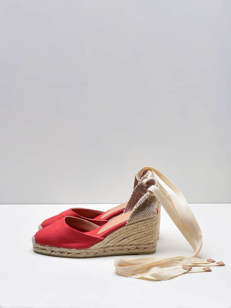 Castaner CARINA H6 WEDGE - Coral