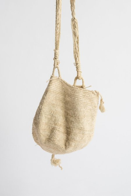 Incausa Fulnio Traditional Tote - NATURAL