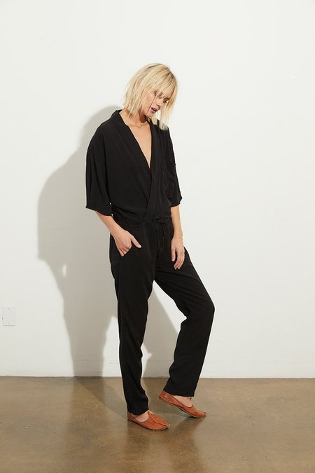 NSF Felina Jumpsuit - Black