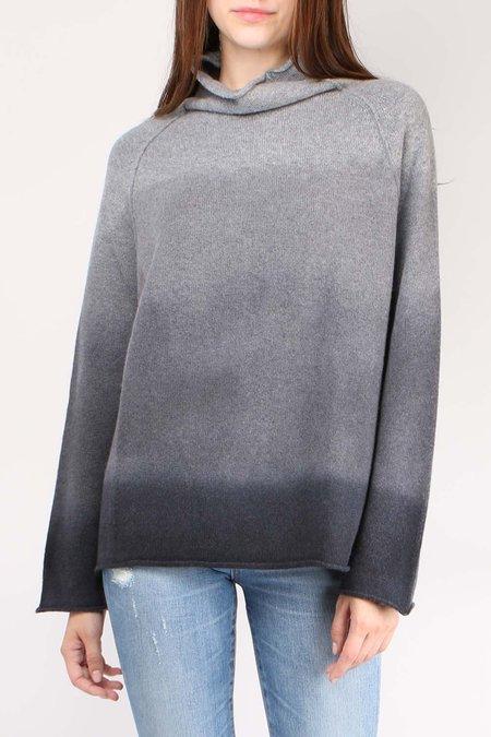 Alonpi Cashmere Jamina Pullover - Grey Multi
