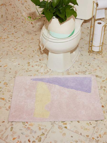 Cold Picnic Bath Mat - Taro