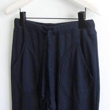 Wilt Cropped Sweat Pants - Navy