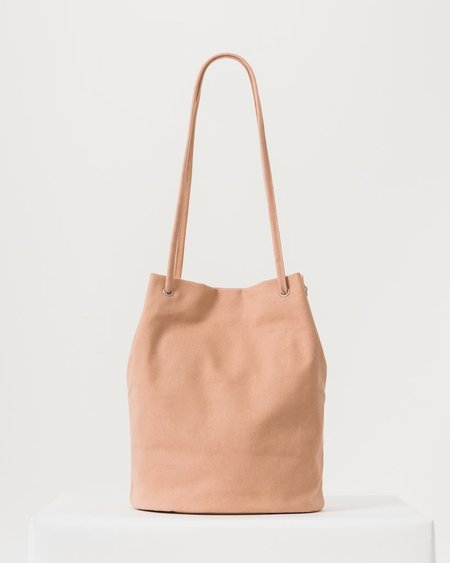 BAGGU Canvas Bucket Bag - Canyon