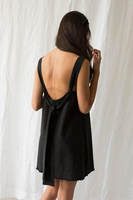 Marle Newton Dress - Black